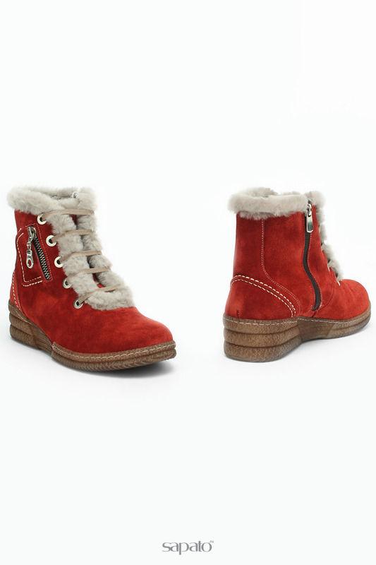 Ботинки Mariposa Ботинки красные