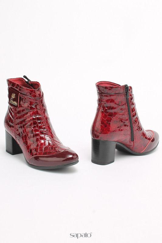 Ботинки SM SHOESMARKET Ботинки красные
