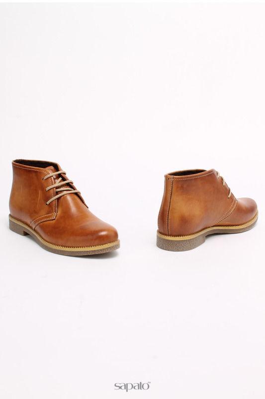 Ботинки SM SHOESMARKET Ботинки оранжевые