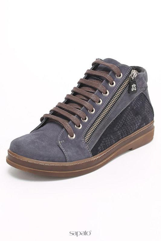Ботинки Mariposa Ботинки синие