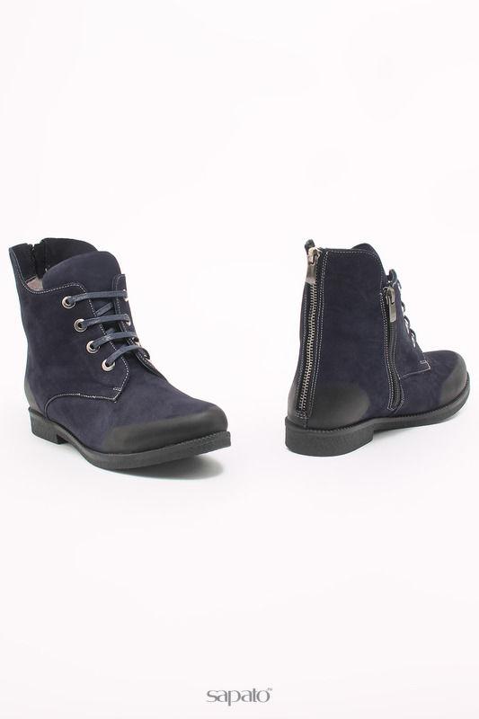 Ботинки ЭКОSHOES Ботинки синие