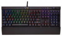 Corsair Gaming K70 RGB Cherry MX Red Black USB