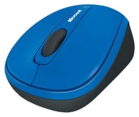 Microsoft Wireless Mobile Mouse 3500 Limited Edition Cobalt Blue USB