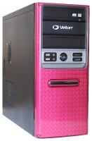 Velton 7044 D-R w/o PSU Black/pink