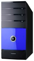 Zignum ZG-H64BBL 500W Black/blue