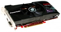 PowerColor Radeon HD 6790 840Mhz PCI-E 2.1 1024Mb 4200Mhz 256 bit DVI HDMI HDCP