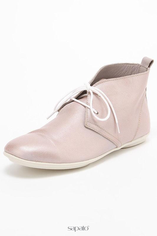 Ботинки Aeros Ботинки серебристые