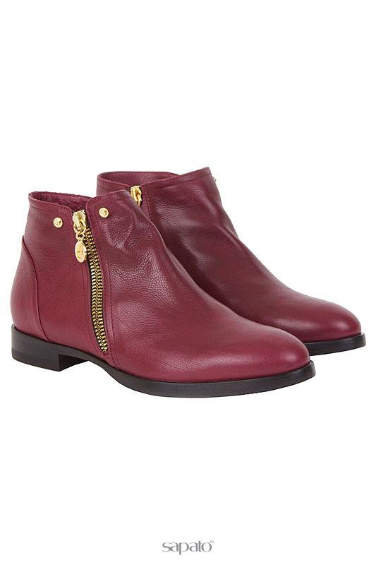 Ботинки Renzi Ботинки красные