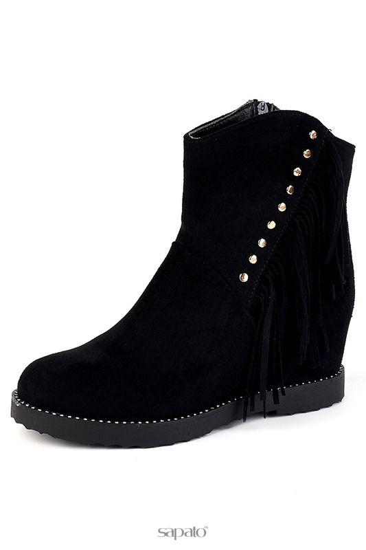 Ботинки BROCOLY Ботинки чёрные