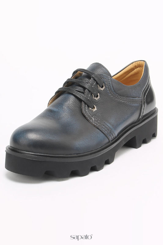Ботинки SM SHOESMARKET Полуботинки синие