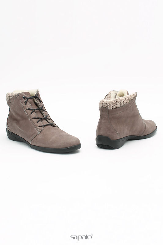 Ботинки Tervolina Ботинки серые