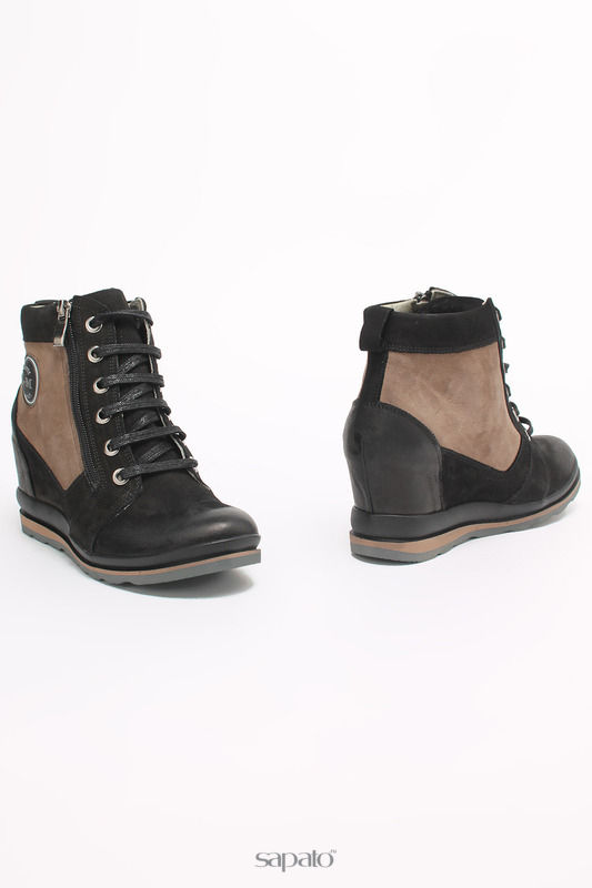 Ботинки SM SHOESMARKET Ботинки бежевые
