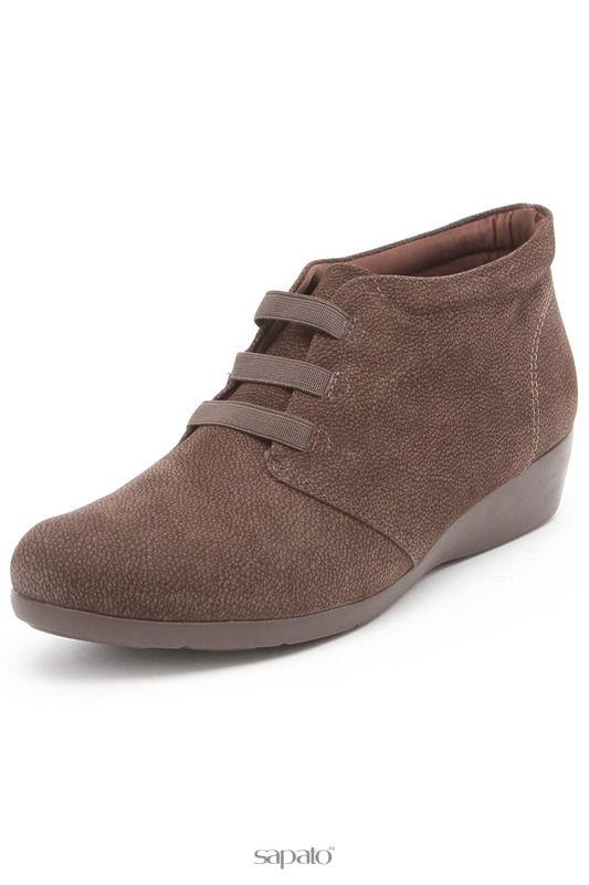 Ботинки Ridlstep Полуботинки коричневые