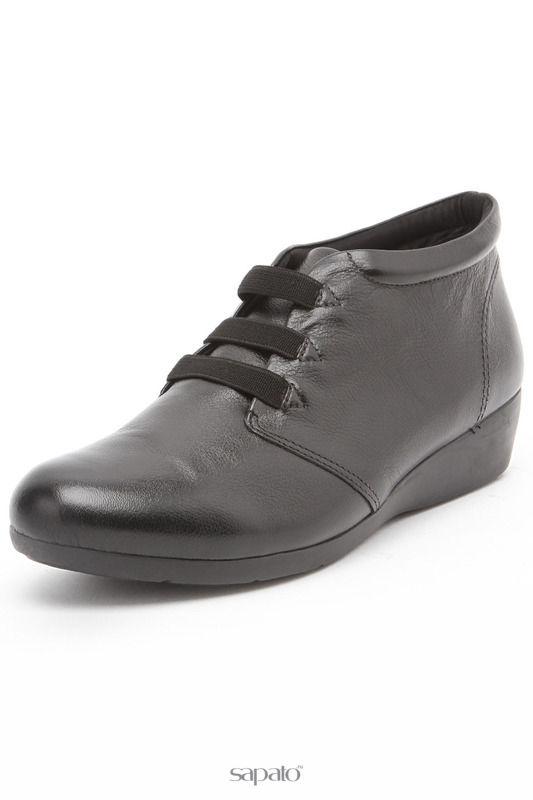 Ботинки Ridlstep Полуботинки чёрные