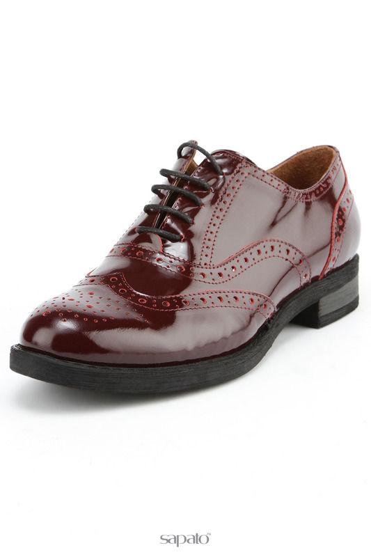 Ботинки Ridlstep Полуботинки красные