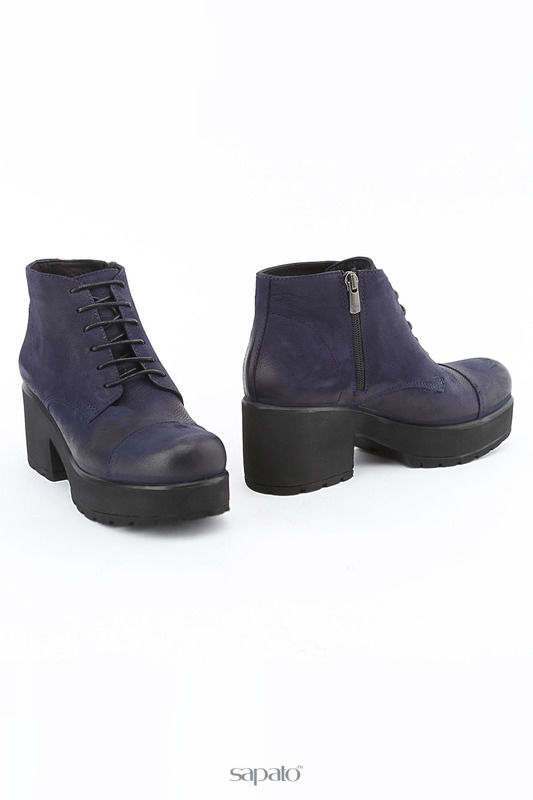 Ботинки RIDLRAVE Ботинки синие