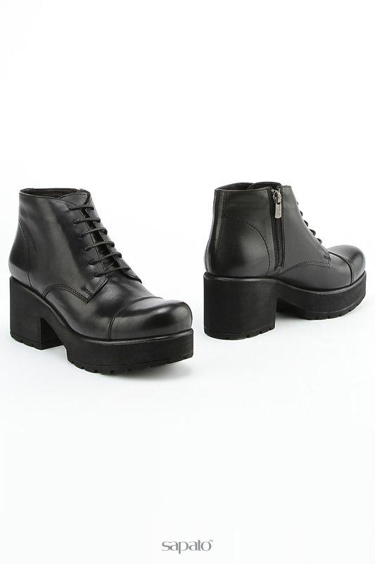 Ботинки RIDLRAVE Ботинки чёрные