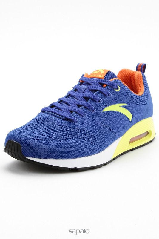 Кроссовки Anta Обувь для тренинга синие