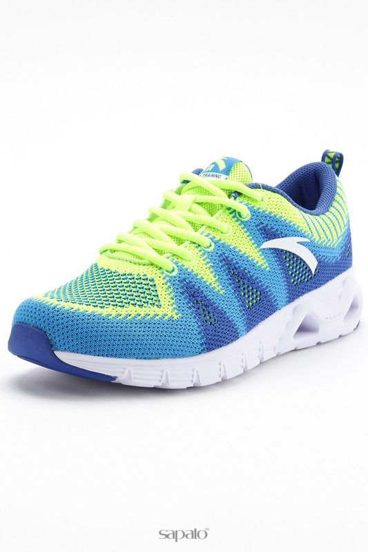 Кроссовки Anta Обувь для тренинга зеленые