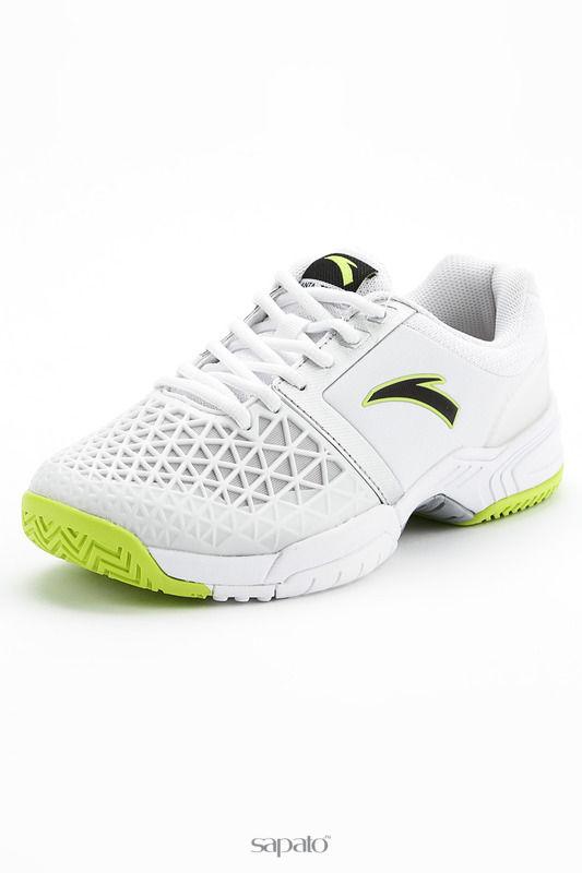 Кроссовки Anta Обувь для тенниса белые
