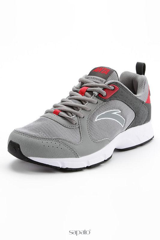 Кроссовки Anta Обувь для бега серые