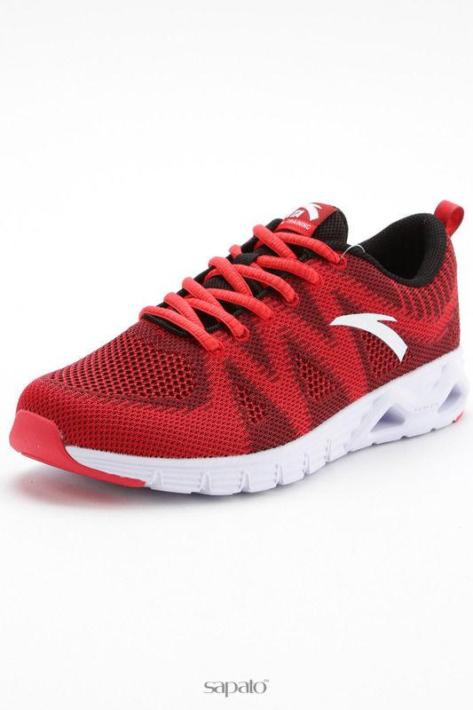 Кроссовки Anta Обувь для тренинга красные