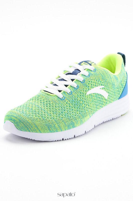 Кроссовки Anta Обувь повседневная зеленые