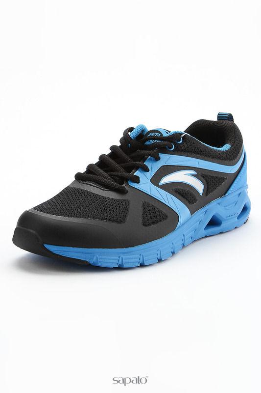 Кроссовки Anta Обувь для тренинга чёрные
