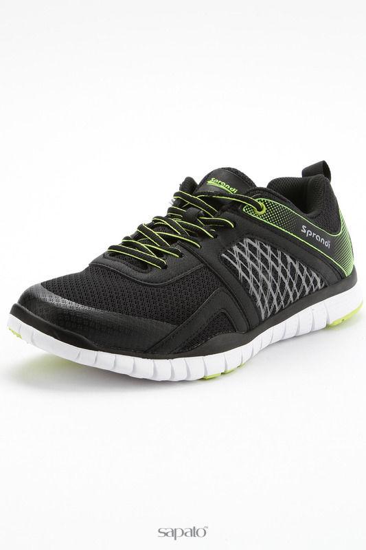 Кроссовки Sprandi Обувь для бега зеленые