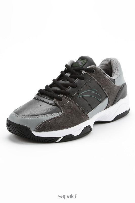 Кроссовки Anta Обувь для тенниса чёрные