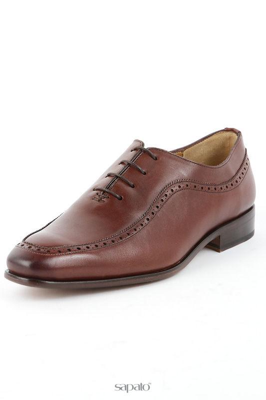 Ботинки Michel Полуботинки красные