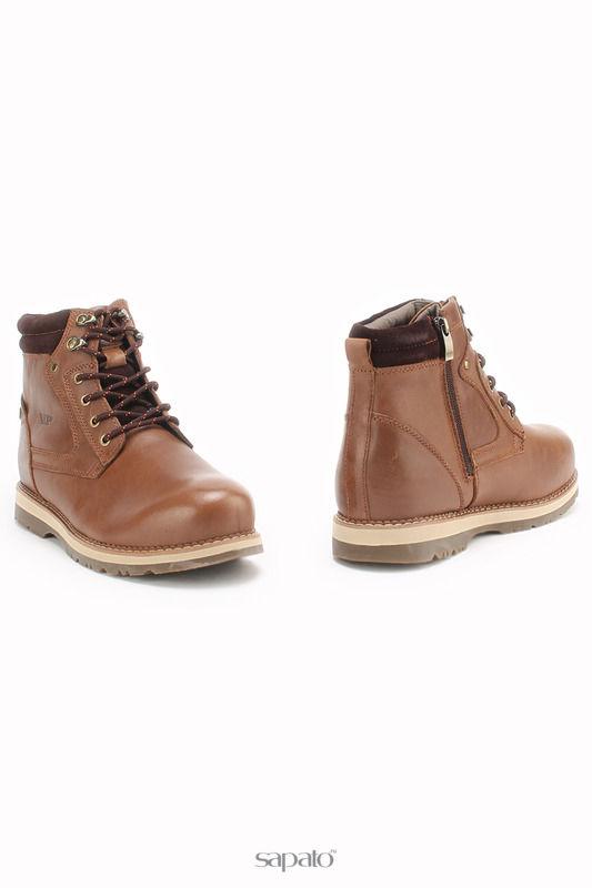 Ботинки Patrol Ботинки коричневые