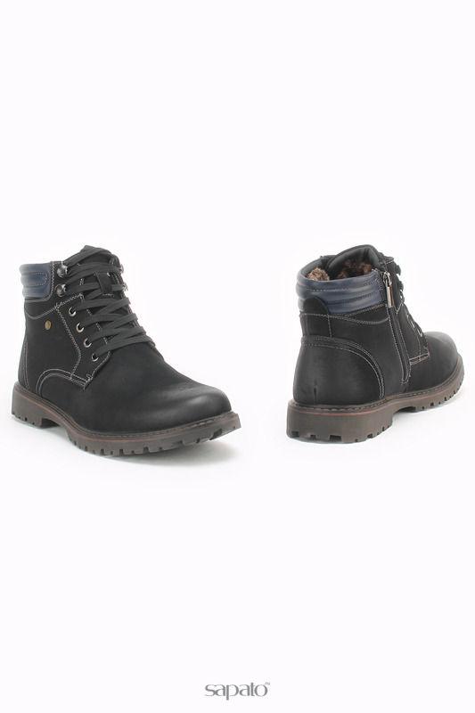 Ботинки Patrol Ботинки чёрные