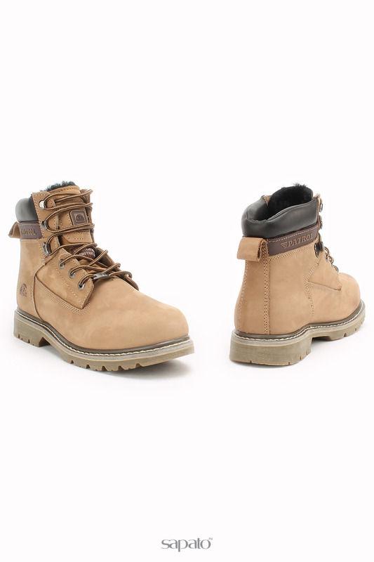 Ботинки Patrol Ботинки бежевые