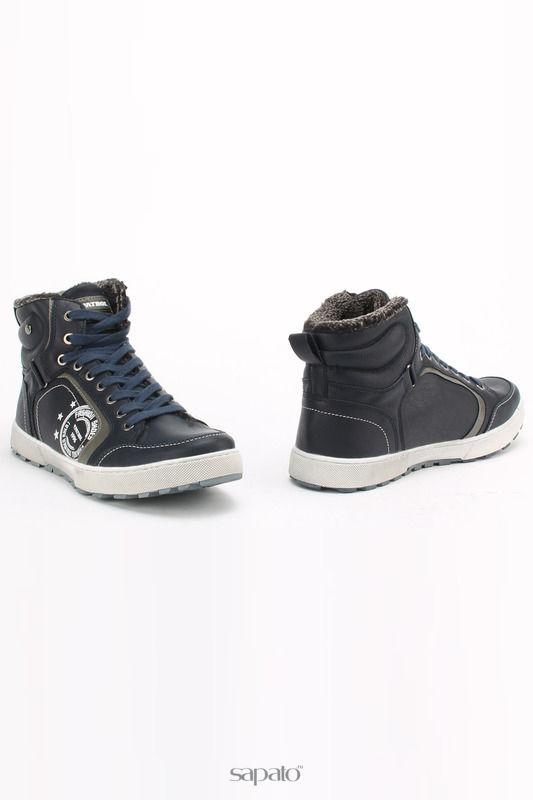 Ботинки Patrol Ботинки синие