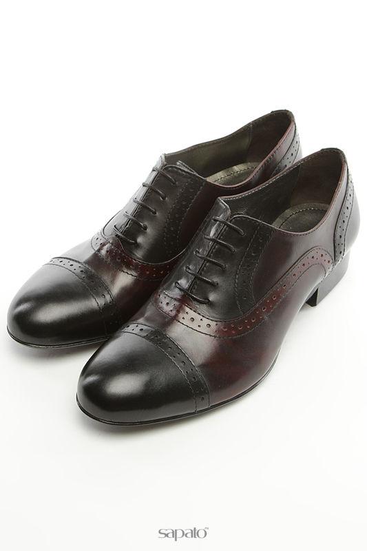 Ботинки Gianmarco Benatti Полуботинки красные