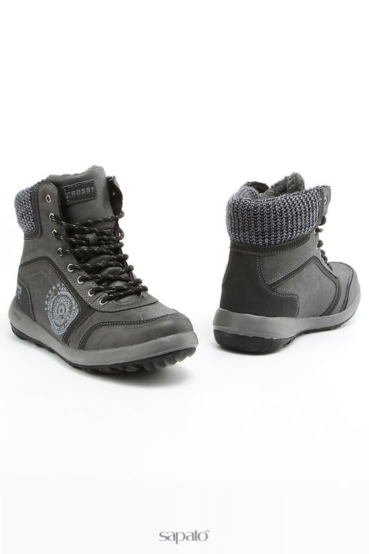 Ботинки CROSBY Ботинки чёрные