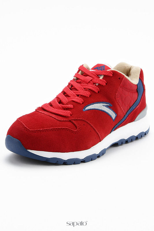 Кроссовки Anta Обувь повседневная красные