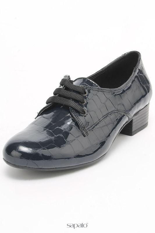 Ботинки SM SHOESMARKET Полуботинки чёрные