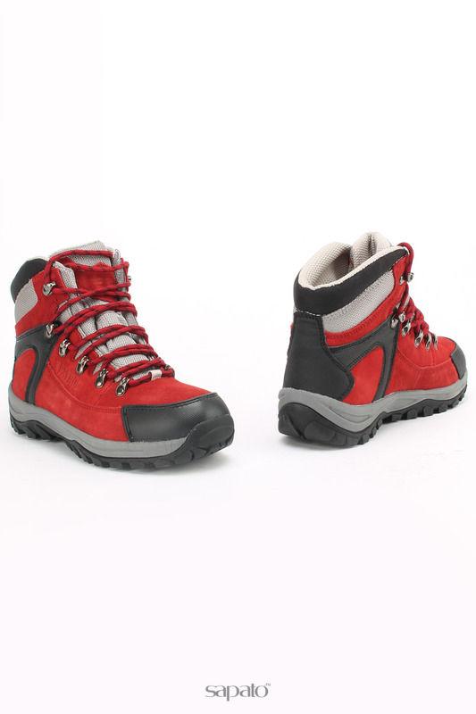 Ботинки Patrol Ботинки красные
