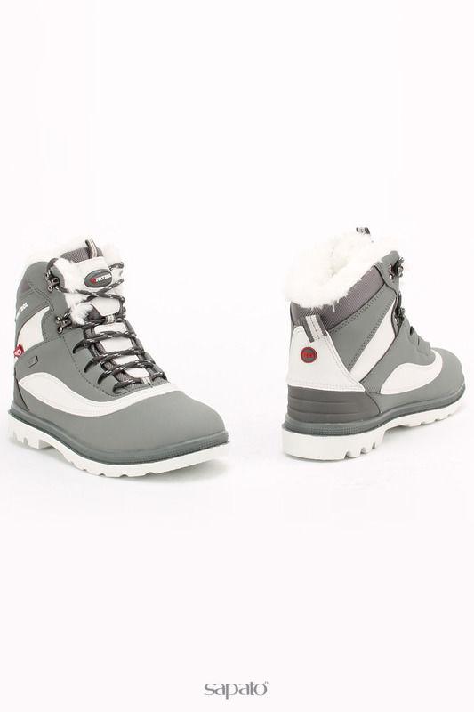 Ботинки Patrol Ботинки серые