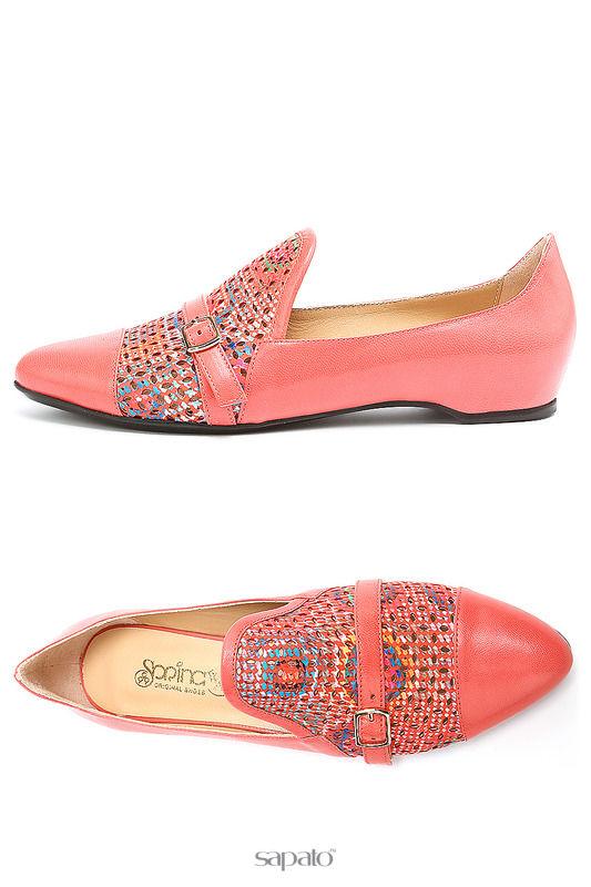Туфли SpringWay Туфли красные