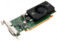 PNY Quadro FX 380 550Mhz PCI-E 2.0 512Mb 1400Mhz 64 bit DVI