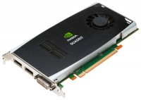 PNY Quadro FX 1800 550Mhz PCI-E 2.0 768Mb 1600Mhz 192 bit DVI
