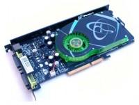 XFX GeForce 7950 GT 550Mhz AGP 512Mb 1200Mhz 256 bit 2xDVI TV YPrPb