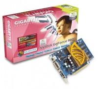 GIGABYTE GeForce 6600 300Mhz PCI-E 256Mb 600Mhz 128 bit DVI TV YPrPb Silent