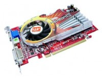 GeCube Radeon X700 400Mhz PCI-E 256Mb 500Mhz 128 bit DVI TV YPrPb