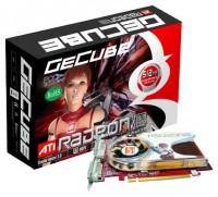 GeCube Radeon X1600 Pro 500Mhz PCI-E 256Mb 780Mhz 128 bit 2xDVI TV YPrPb