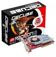 GeCube Radeon X1300 450Mhz AGP 256Mb 500Mhz 128 bit DVI TV YPrPb