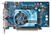 Albatron GeForce 7600 GT 560Mhz PCI-E 256Mb 1400Mhz 128 bit 2xDVI TV